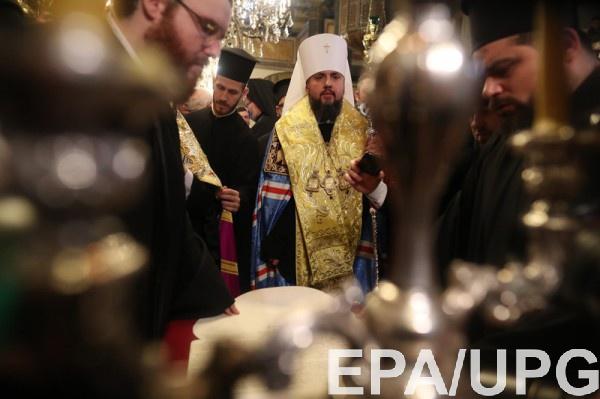 После вручения Томоса и интронизации Епифания ПЦУ собралась на первый Синод