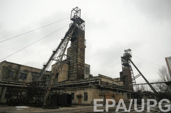 Украина испытавает трудности с поставками угля антрацитовой группы