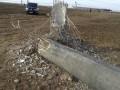 Укрэнерго: Подрыв электроопор в Чаплинке привел к отключению АЭС