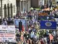 В Британии бастуют более миллиона бюджетников