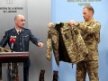 Украинским военным подготовили новый комплект зимней формы
