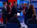 Червоненко и Гончаренко едва не подрались в прямом эфире