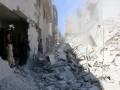 Авиаудары в Алеппо: Десятки раненых и погибших
