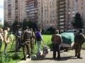 Во вроемя спецоперации в Санкт-Петербурге убили четверых боевиков