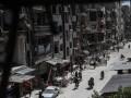 Восточная Гута перешла под контроль войск Асада