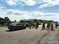 В Ровенской области люди перекрыли трассу, протестуя против закрытия гимназии