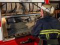 В Полтавской области в результате пожара в доме погиб мужчина