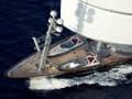 Секретарь Путина празднует свадьбу на самой дорогой яхте в мире
