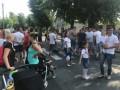 Жители Ужгорода перекрыли улицу
