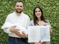 Джамала воспользовалась услугой еМалятко для новорожденного сына