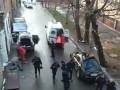 Стрельба в центре Одессы: преступник убит, полицейские ранены