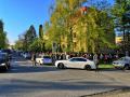 Выборы 2019: В Праге люди выстроились огромной в очереди – фото