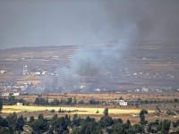 Израиль атаковал позиции армии Асада в Сирии