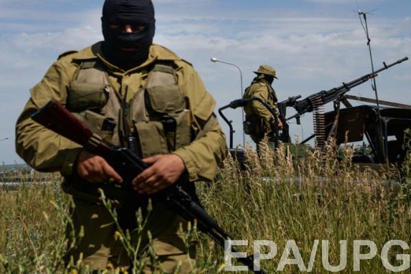 Максимальные потери у боевиков припали на предпоследнюю неделю
