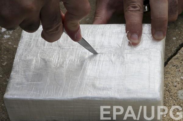 В каждом импланте было по 500 грамм кокаина