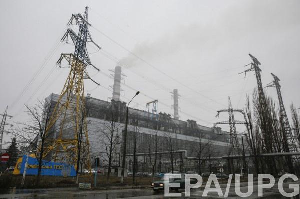Недостаток угля привел к остановке работы теплоэлектростанций