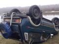 Смертельное ДТП под Черниговом: Автомобиль улетел в Десну
