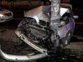 В Киеве четыре иностранца пострадали в ДТП