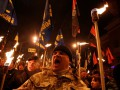 Президент Чехии сравнил факельное шествие в Киеве с гитлеровскими маршами