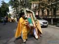 В Киеве автокефальная церковь провела крестный ход в честь Крещения Руси