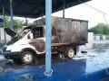 В Запорожье на АЗС прогремел взрыв, есть пострадавшие