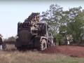 Украинские военные показали, как выглядят позиции сепаратистов