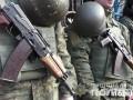 Полиция перебросила подкрепление на Донбасс