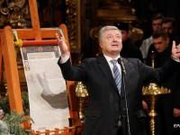 Суд не увидел вмешательства Порошенко в церковные дела