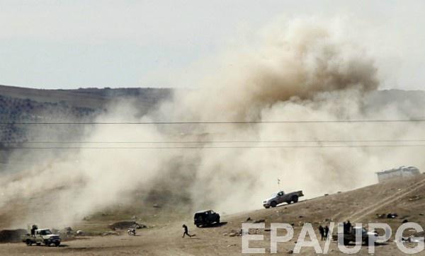 2-ая задень ракета прилетела втурецкий город награнице сСирией