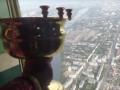 В Твери священники с воздуха вылили 70 л святой воды, чтоб спасти город от пьянства