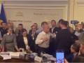 На заседании аграрного комитета подрались депутаты