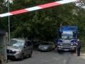 В Киеве мусоровоз переехал женщину с ребенком