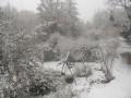 Непогода в Израиле: В Иерусалиме выпал снег