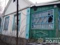 Террористы обстреляли жилые дома в Луганской области