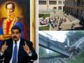 Итоги 21 мая: Отравление в Николаеве, победа Мадуро, подрыв моста
