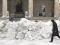 В Мюнхене отменяют авиарейсы из-за снегопада
