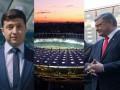 Раскрыты детали дебатов Зеленского и Порошенко