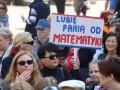 В Польше учителя не пришли на работу