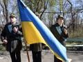 На Аскольдовой могиле похоронили безымянного активиста Евромайдана