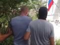 В Крыму арестовали моряка за