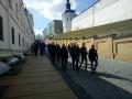 В Киево-Печерской лавре с владыкой пообщались С14