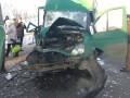 В Чернигове столкнулись маршрутка и троллейбус: пострадали 12 человек