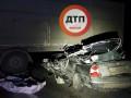 Под Киевом в ДТП погибли мужчина и беременная женщина