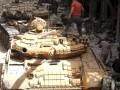 Лагерь беженцев в Сирии зачистили танками и бульдозерами
