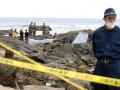 У берегов Японии потерпел крушение конвертоплан морской пехоты США