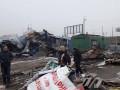 Возле одной из станций метро в Киеве снесли МАФы
