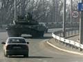 В сторону границы с Украиной из РФ прошла колонна танков - СМИ