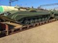 Армия начала получать новые БМП-1