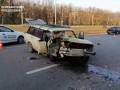 ДТП в Харькове: пострадали четверо полицейских