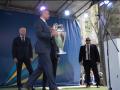 Кличко: Киев счастлив встречать кубки Лиги чемпионов УЕФА